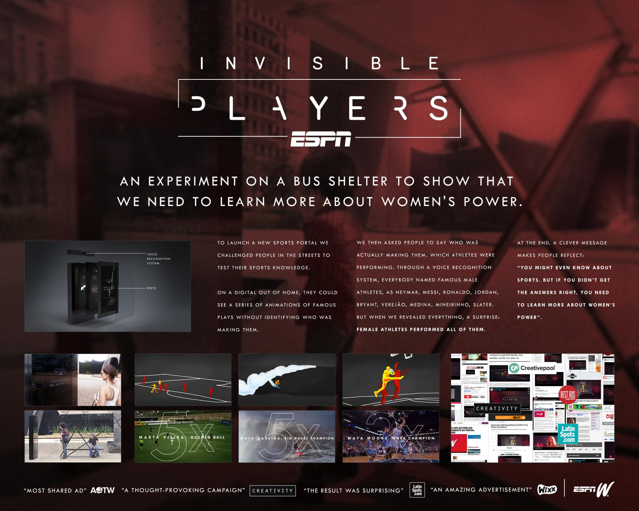 Thumbnail for ESPN W - Invisible Players