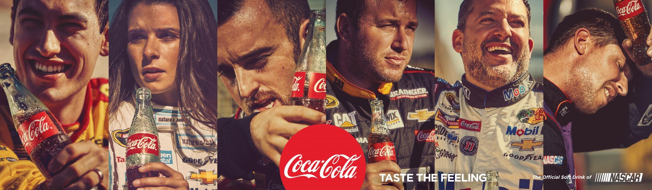 Thumbnail for Coke Racing Family