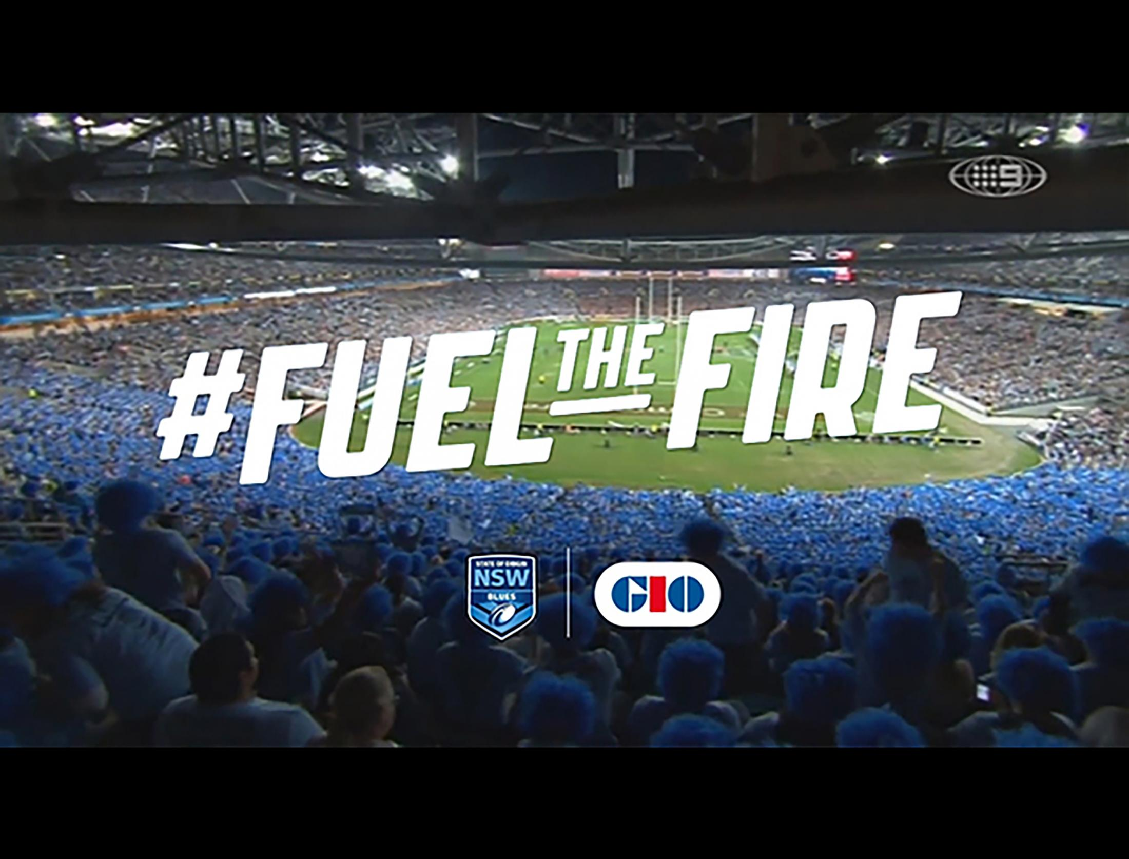 Thumbnail for Fuel the Fire