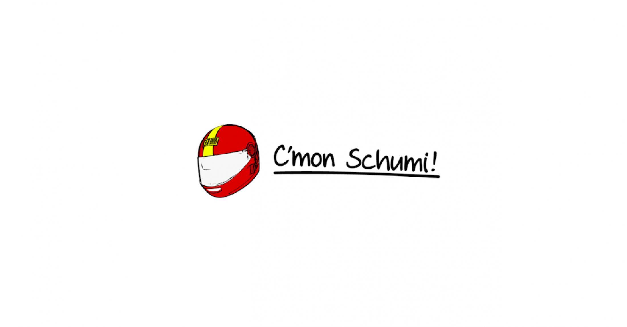 Thumbnail for C'mon Schumi!