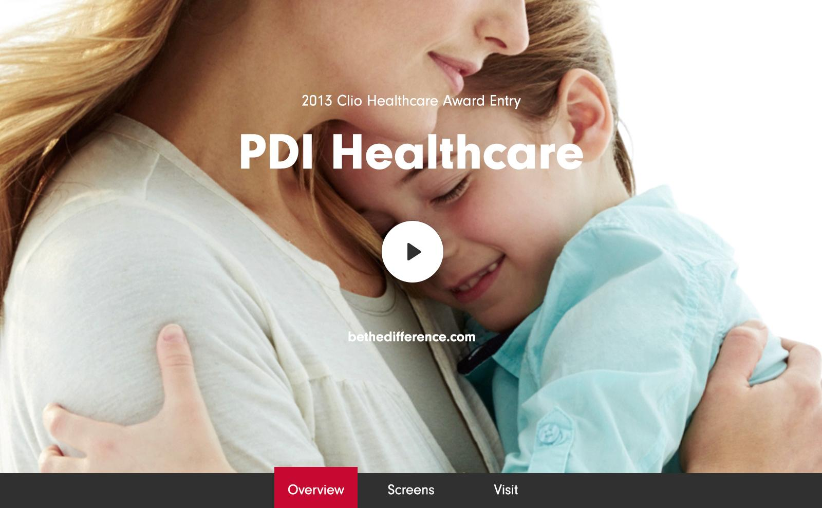 Thumbnail for PDI Healthcare Official Website