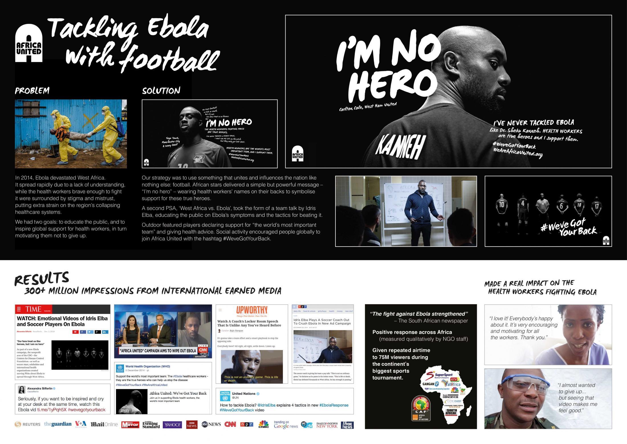Thumbnail for Africa United - We've Got Your Back