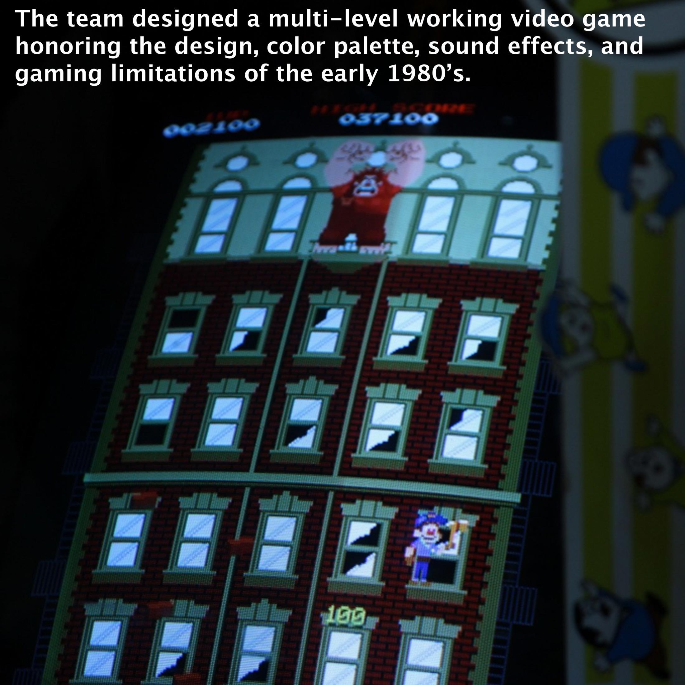 Thumbnail for Fix-It Felix Jr. Game Cabinet