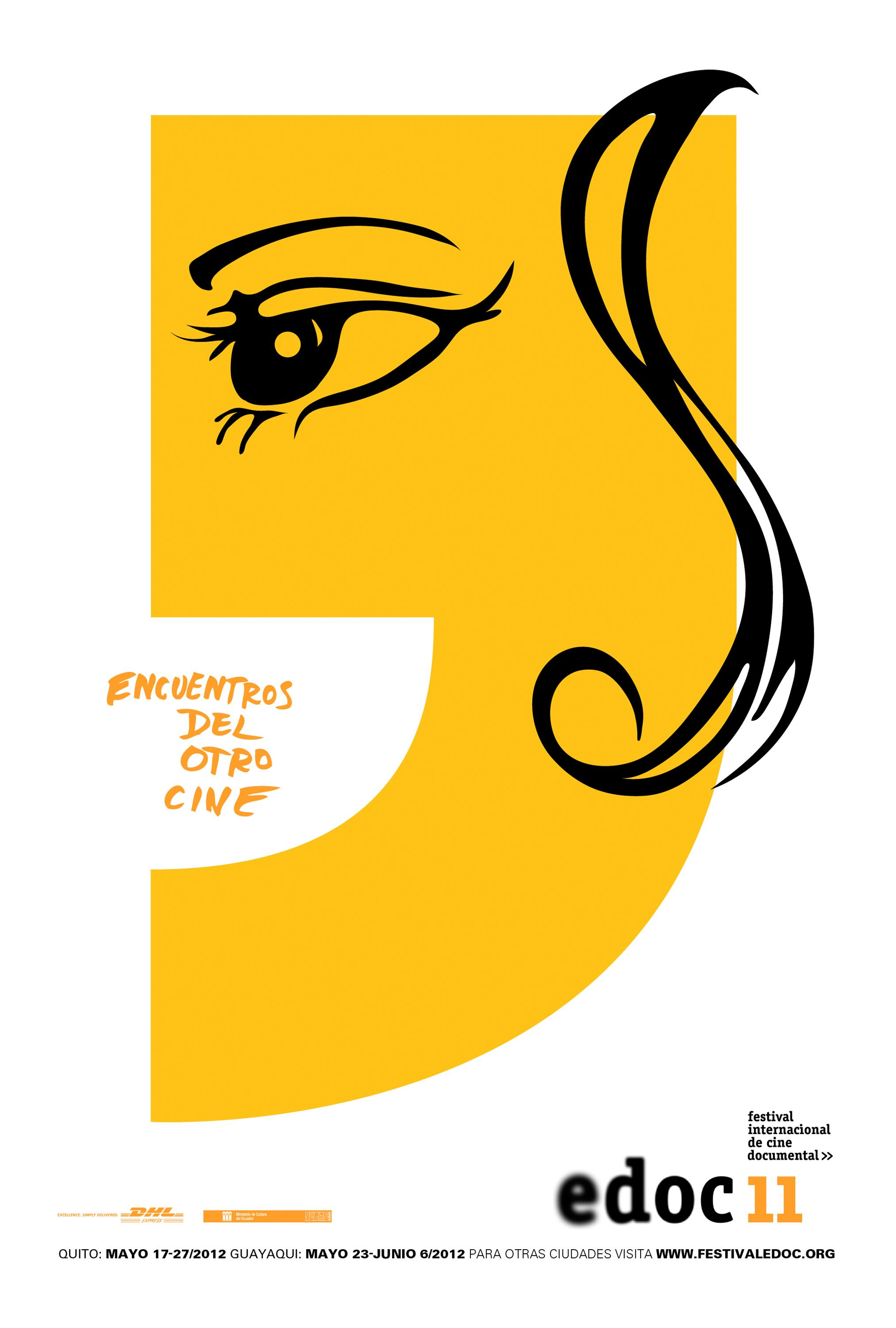 Thumbnail for Film Festival One-Sheet Pair