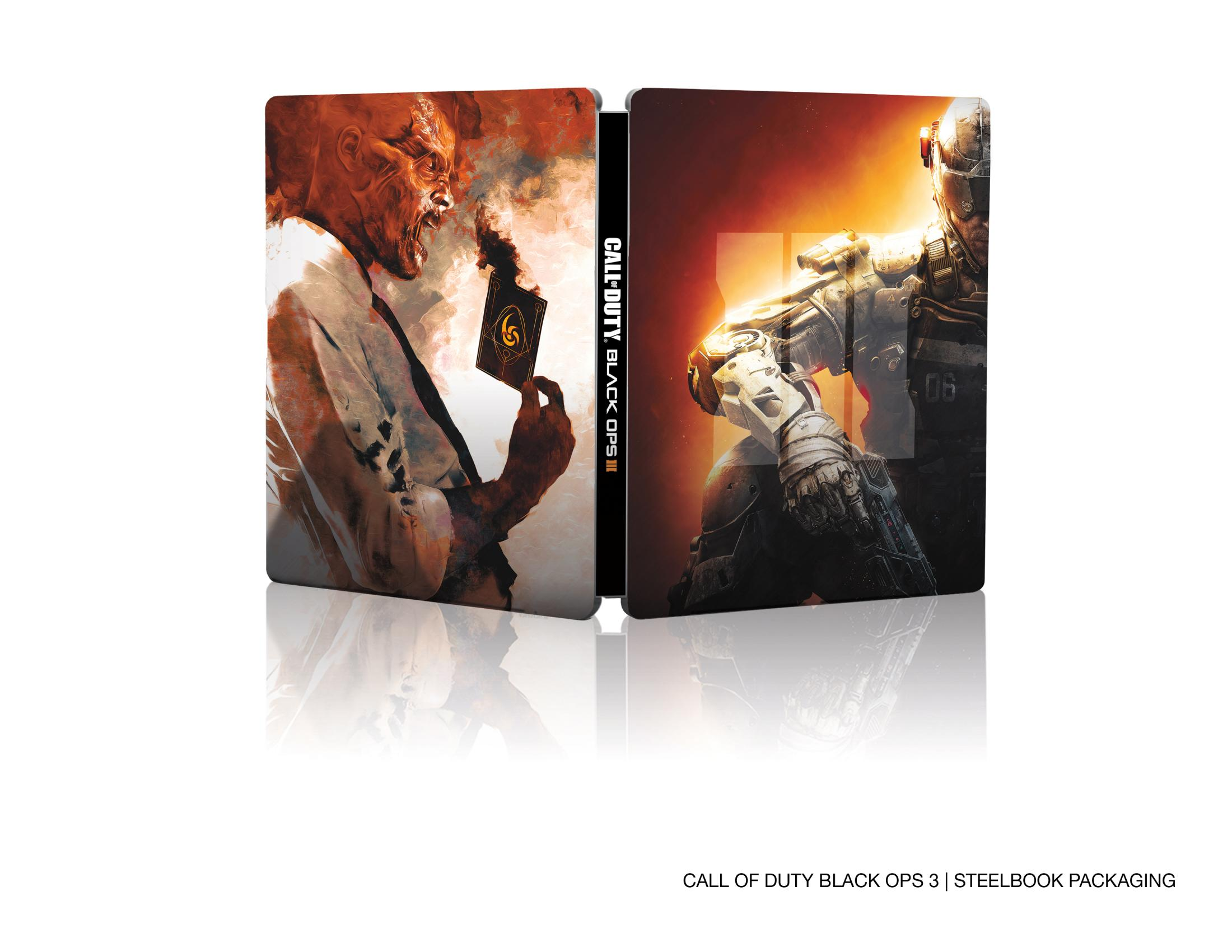 Thumbnail for Steelbook Packaging