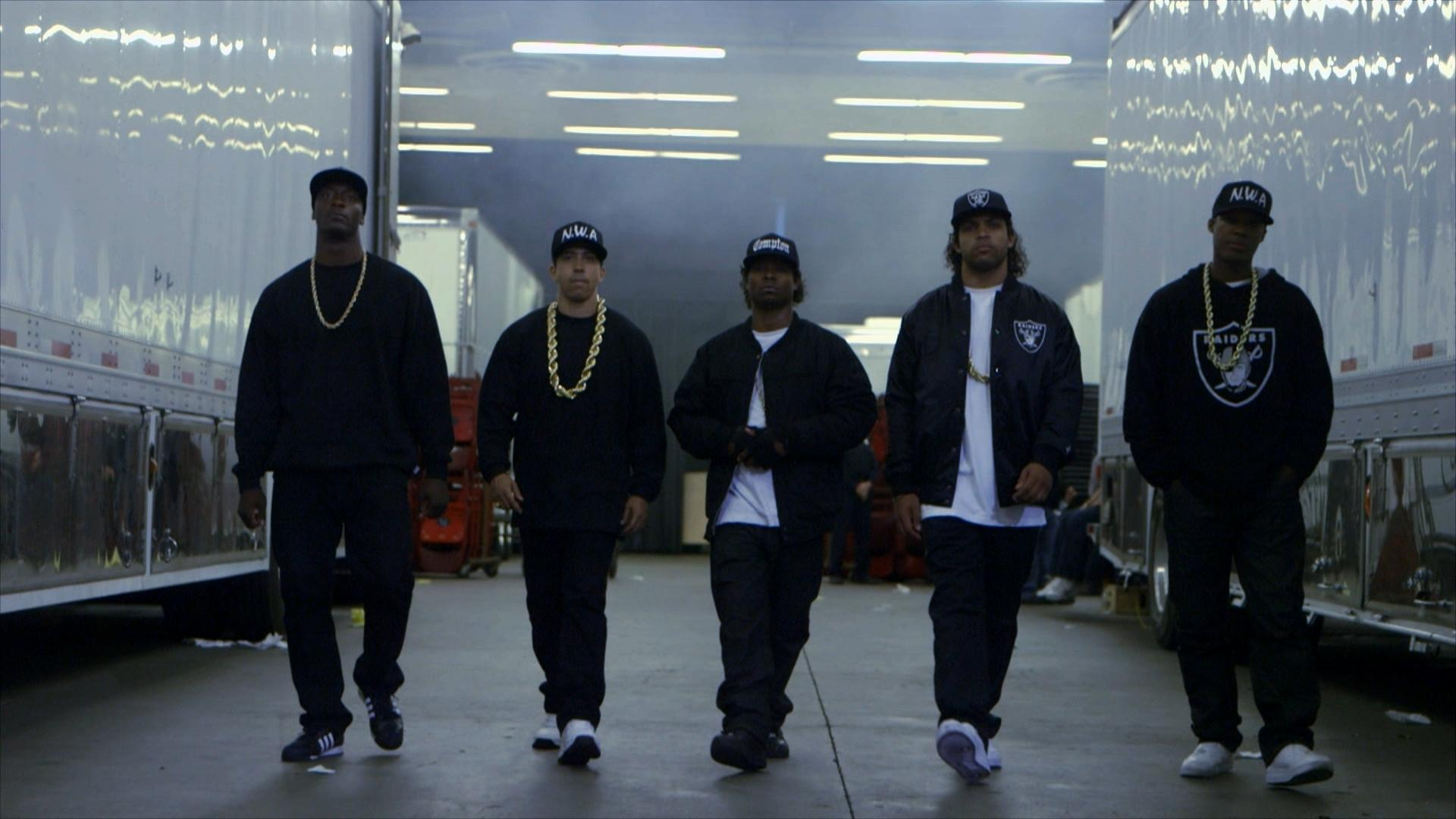 Thumbnail for Straight Outta Compton - Fab 5 Freddy: Making Of