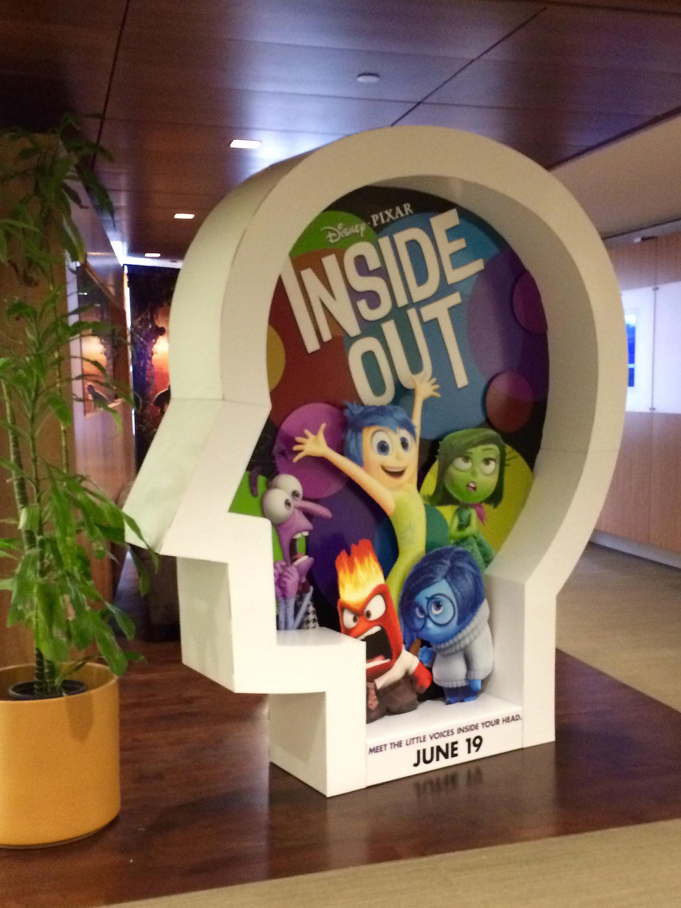Thumbnail for Disney - Pixar Inside Out
