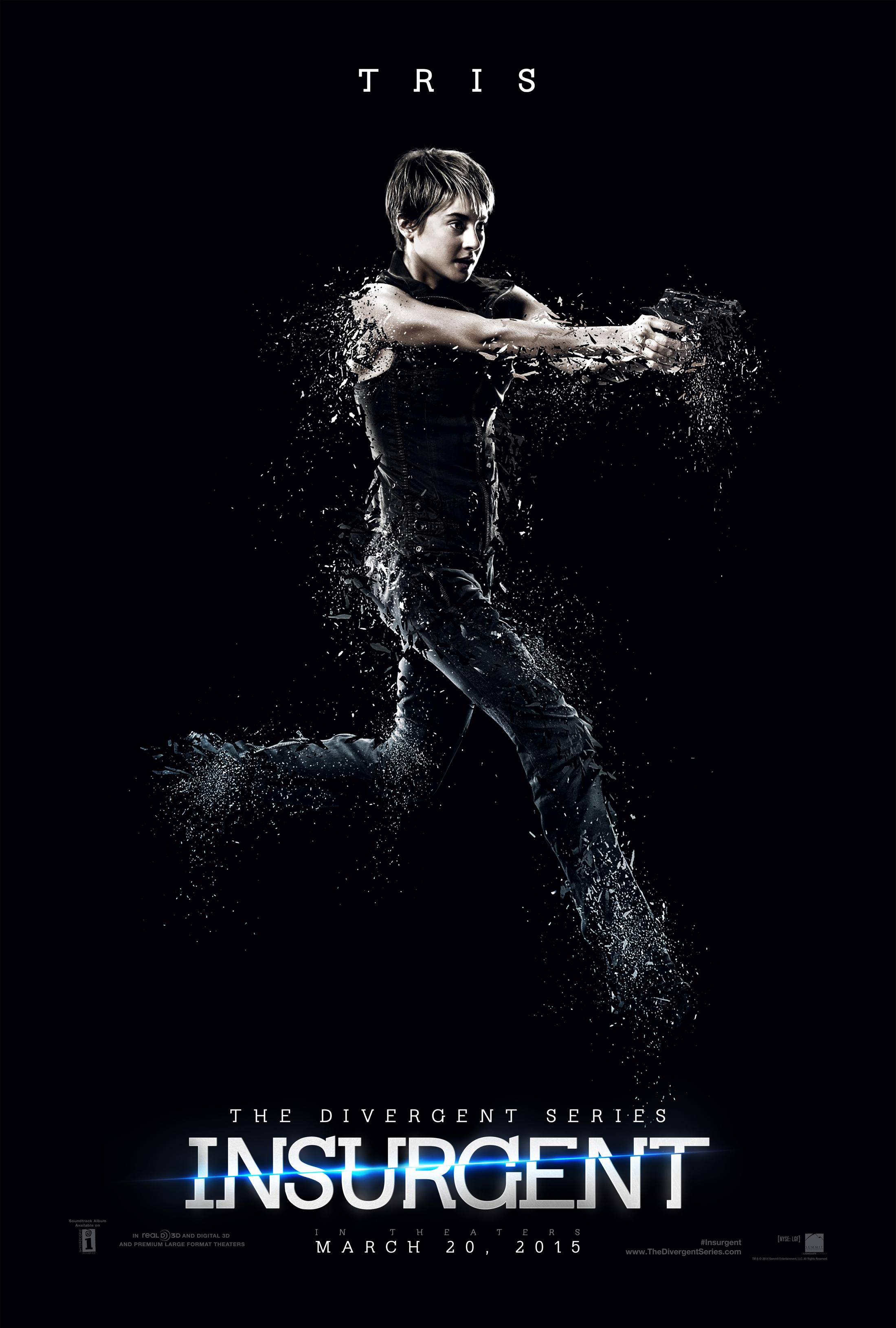 Thumbnail for Tris - Character Motion Poster