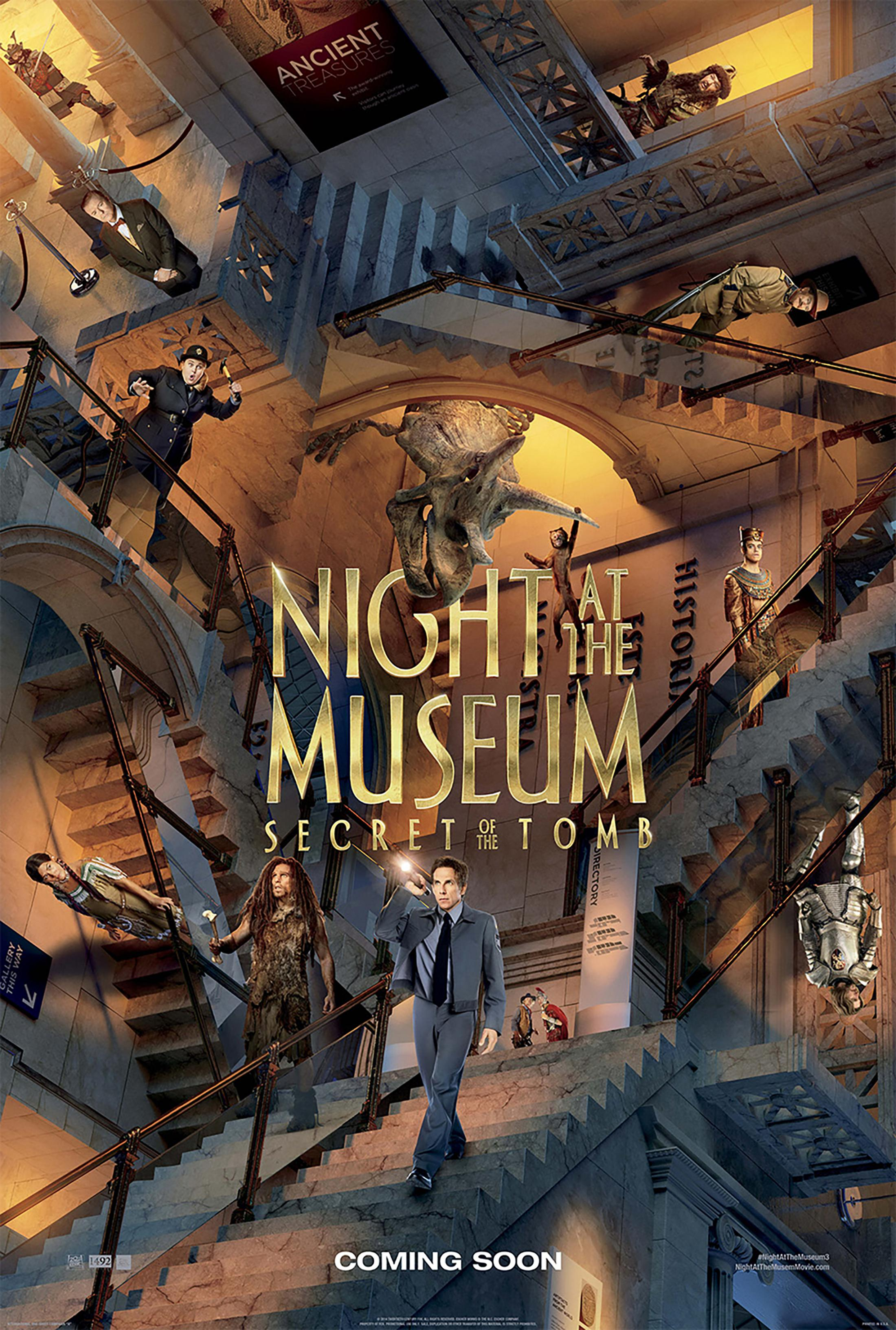 Thumbnail for Night at the Museum 3