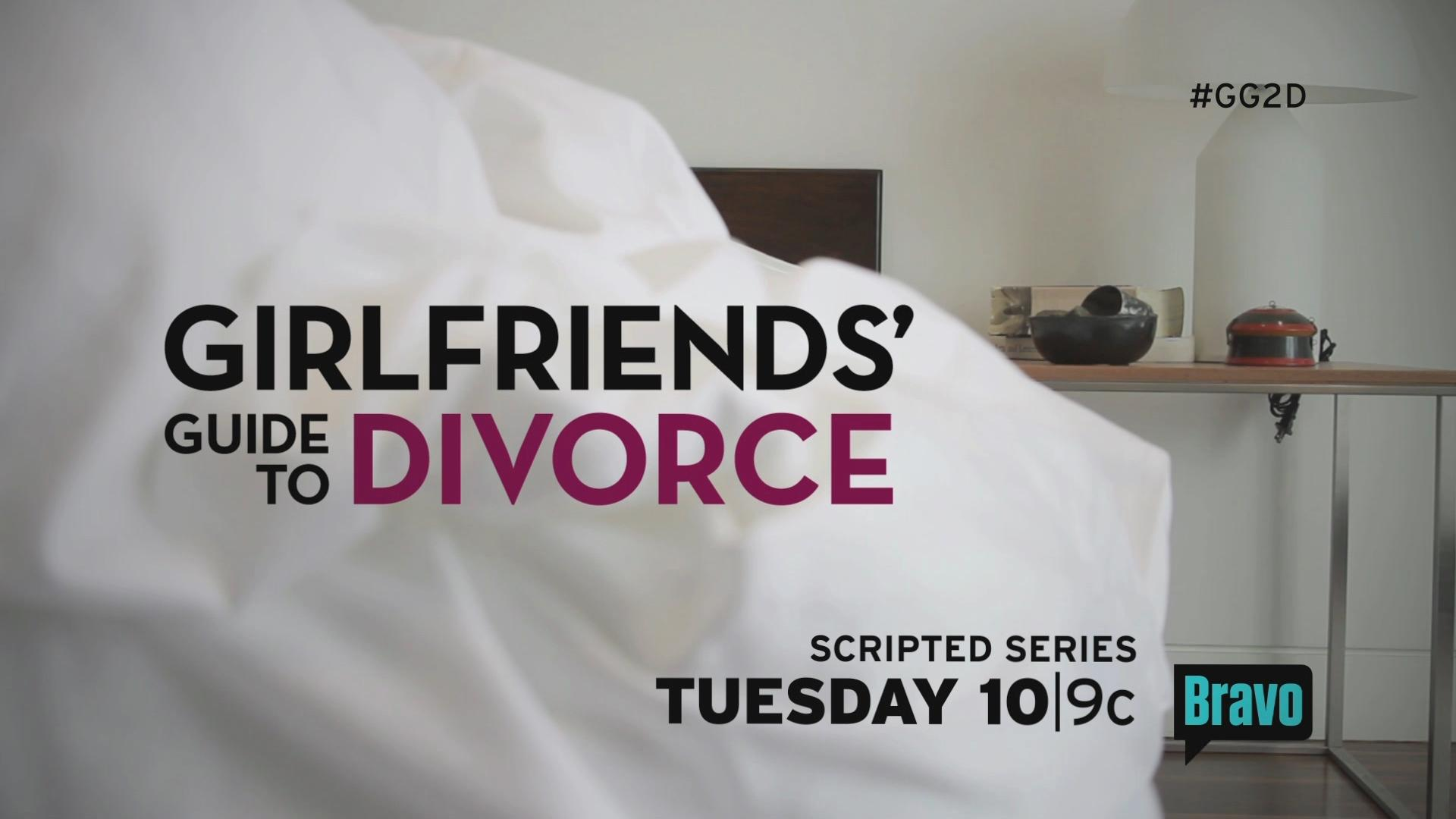 Thumbnail for Girlfriends' Guide to Divorce Launch/Bedroom :30