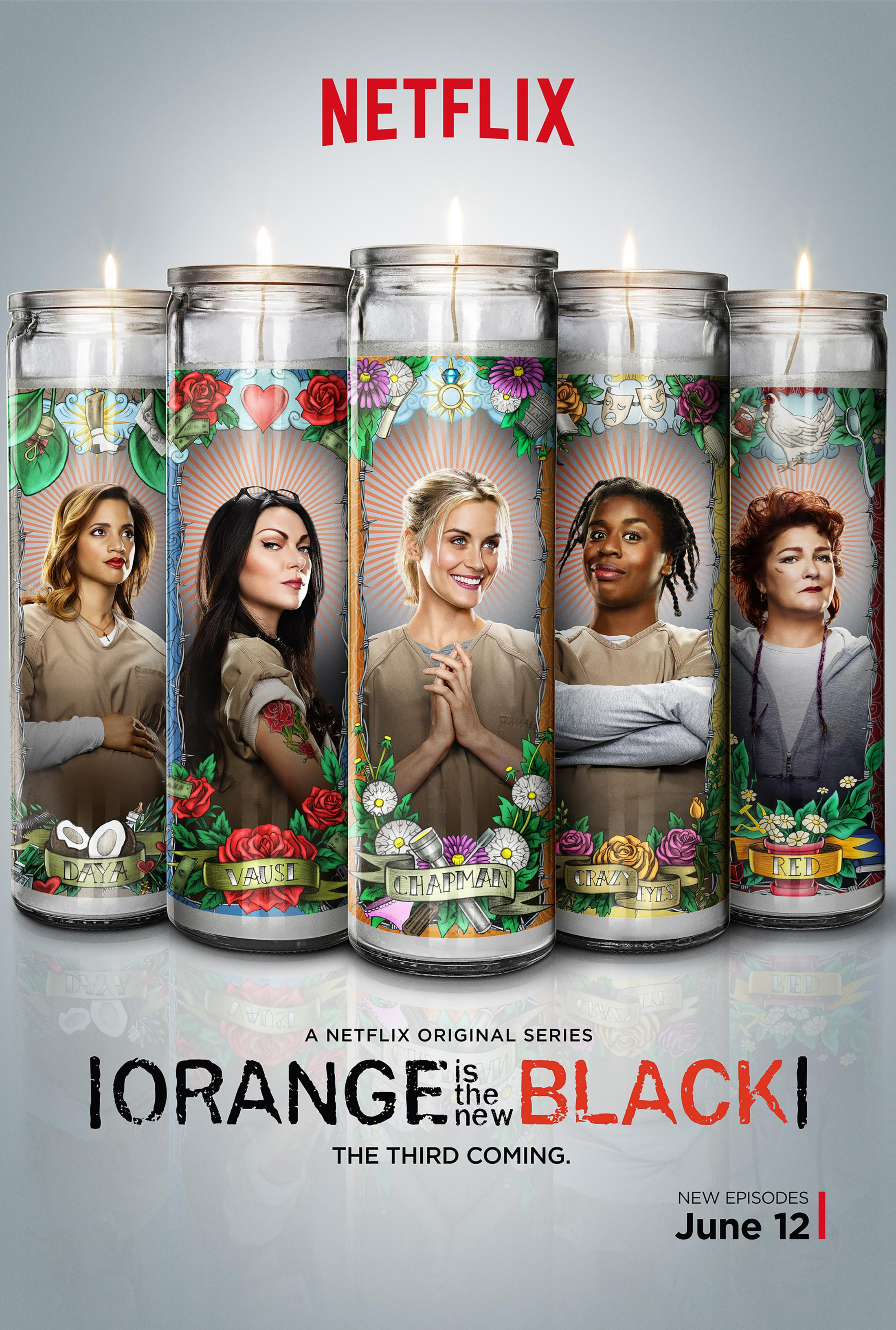 Thumbnail for ORANGE IS THE NEW BLACK S3