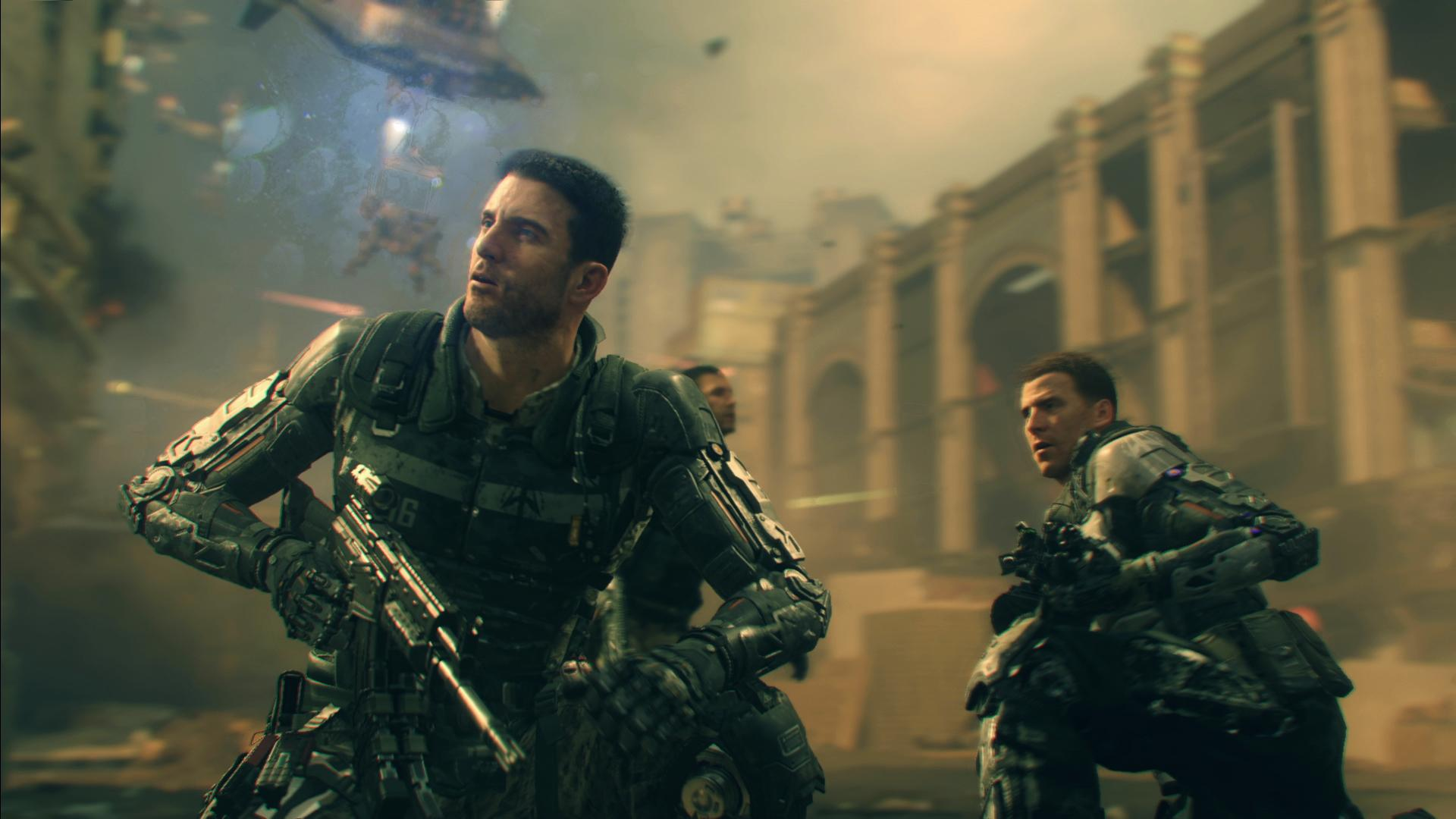 Thumbnail for Call of Duty Black Ops III Story Trailer