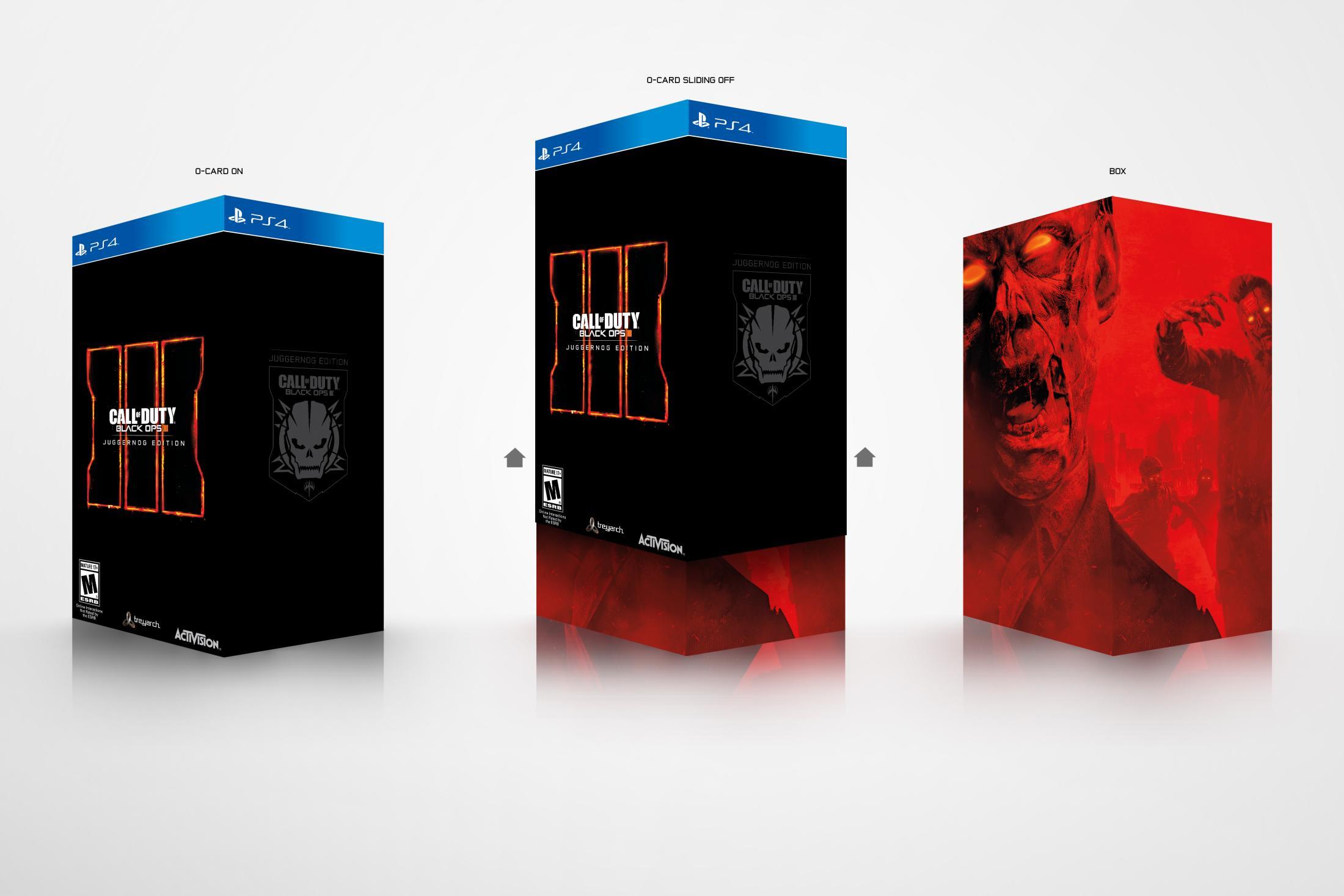 Thumbnail for Black Ops III Juggernog Edition Packaging