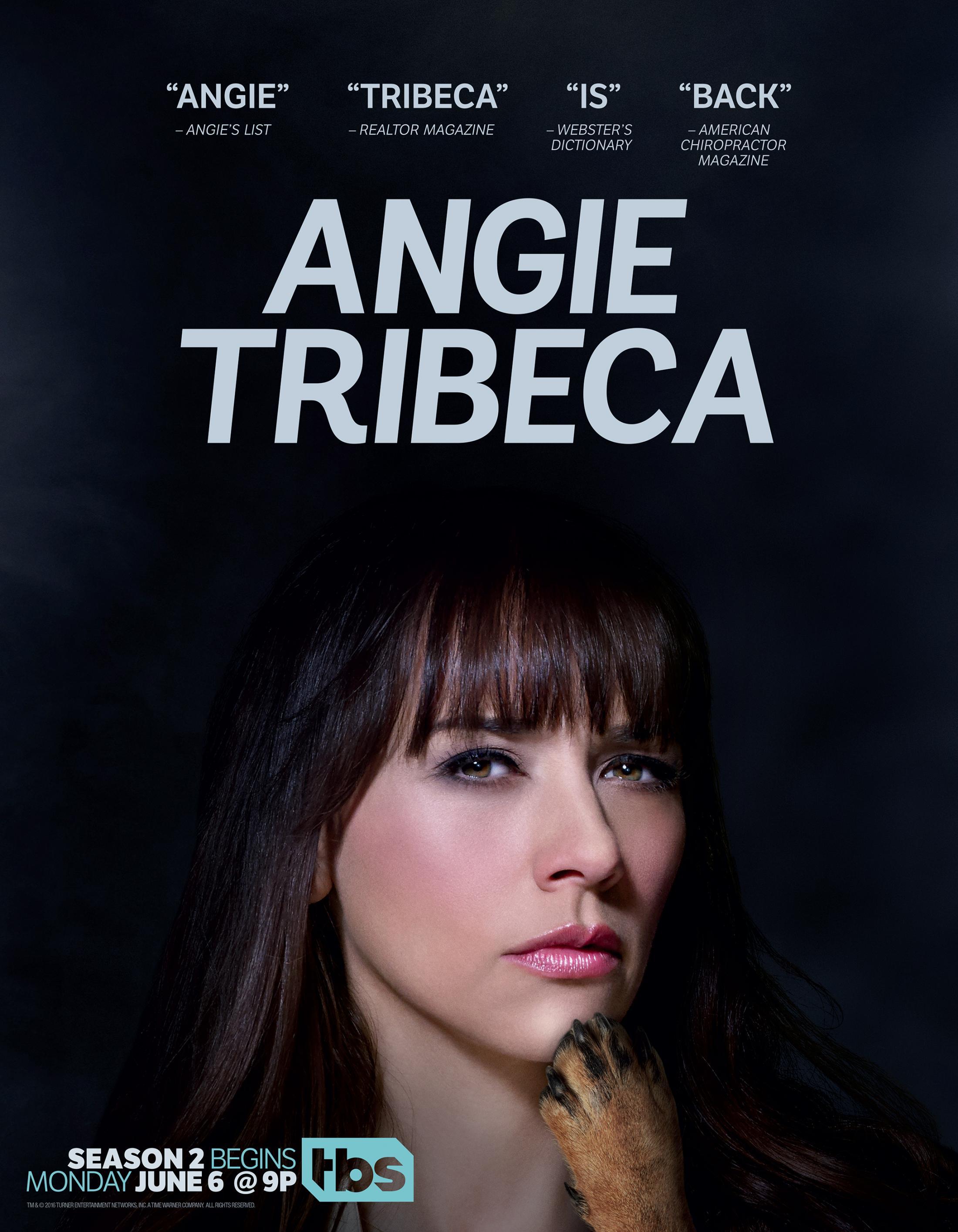 Thumbnail for Angie Tribeca Season 2 One Sheet