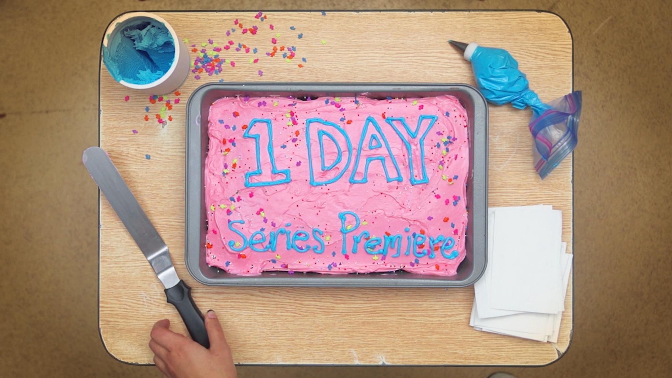 Thumbnail for Countdown Cake