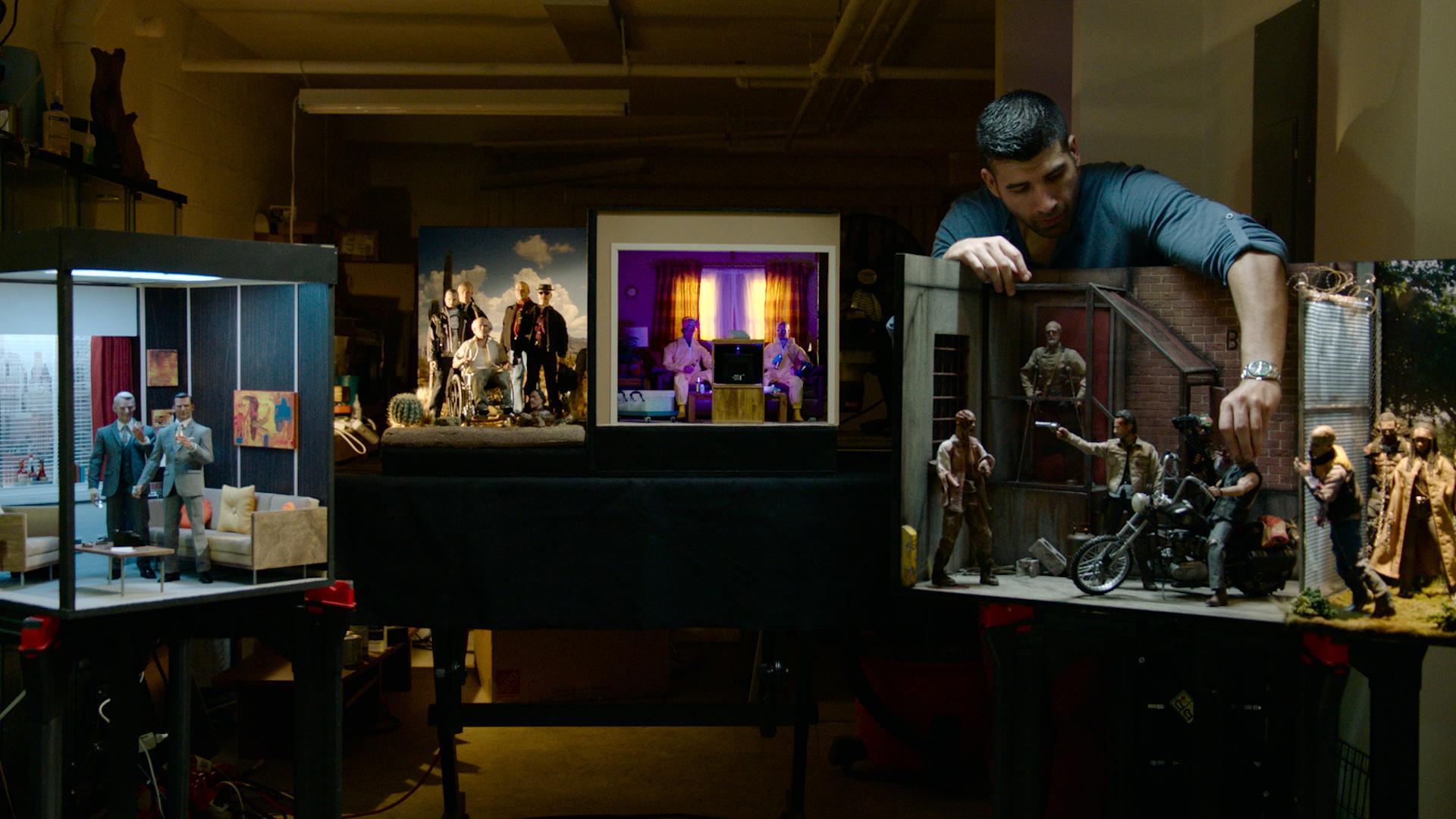 Thumbnail for Dioramas