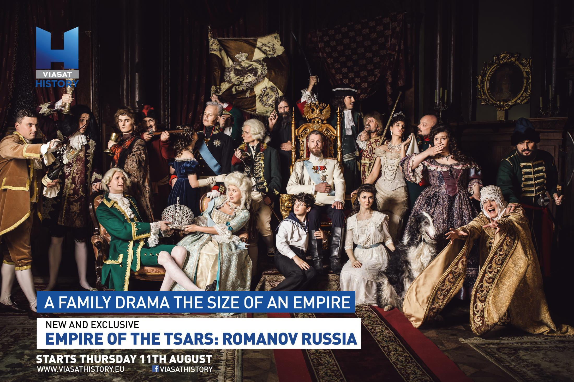 Thumbnail for Empire of the Tsars