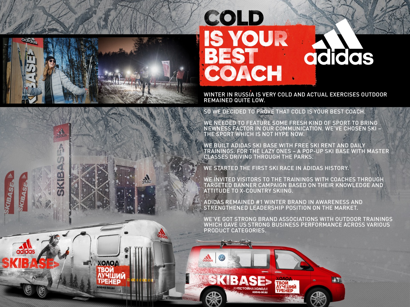 Cold is your best coach Thumbnail