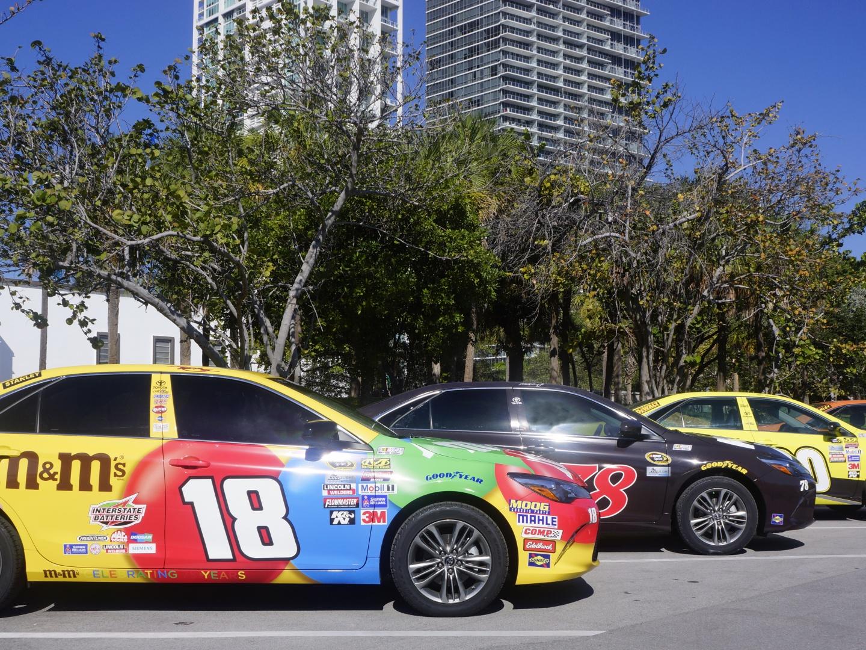 Uber NASCAR Thumbnail