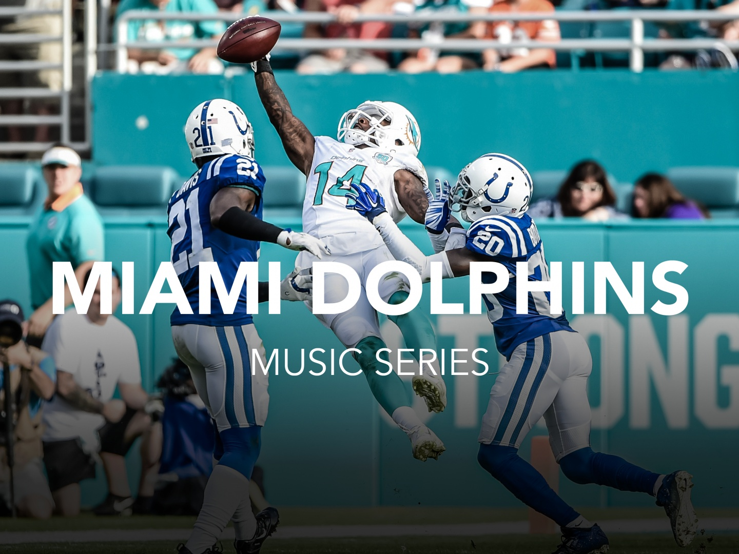 Miami Dolphins Music Video Series Thumbnail