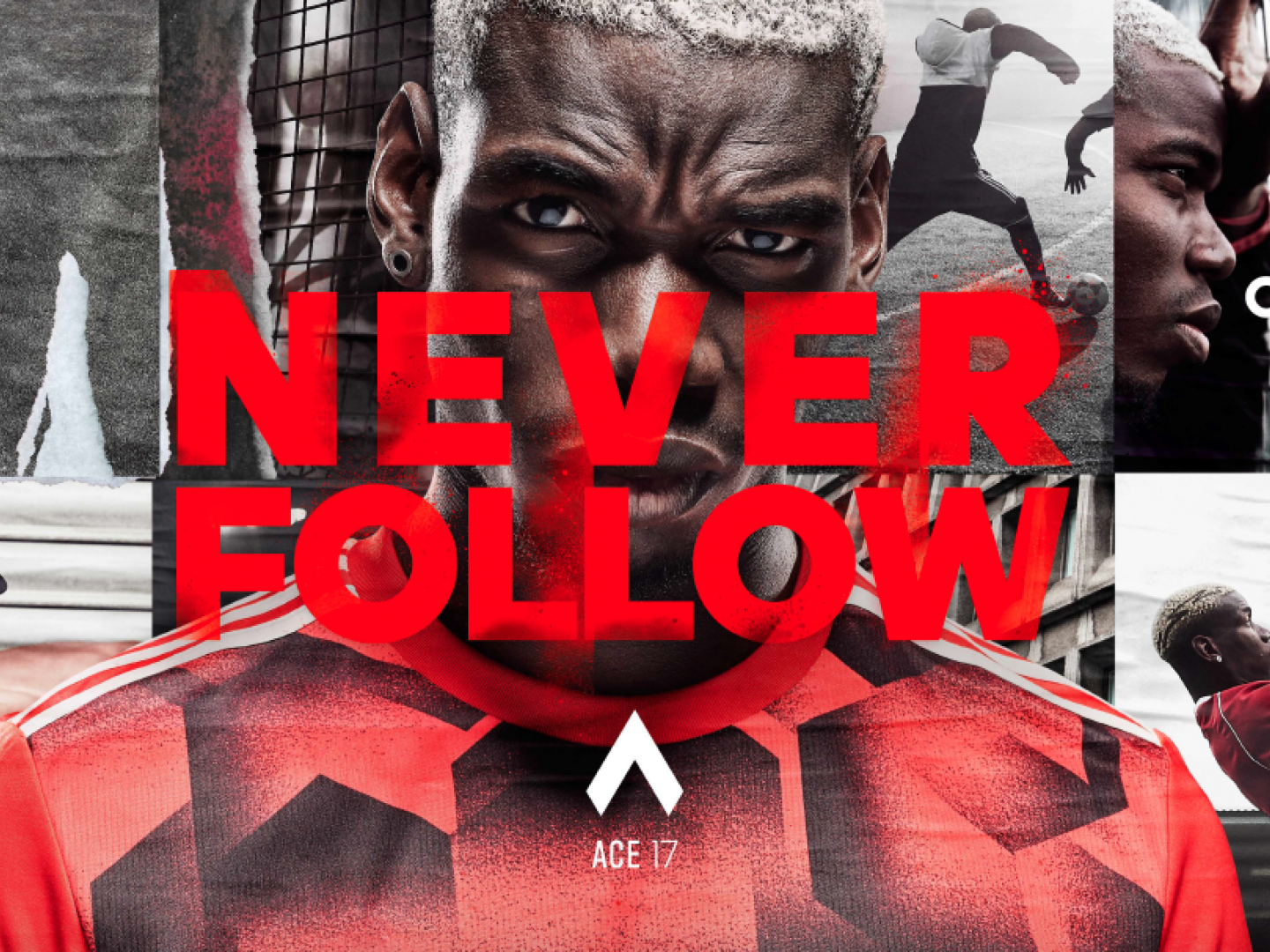 adidas Never Follow feat. Paul Pogba Thumbnail