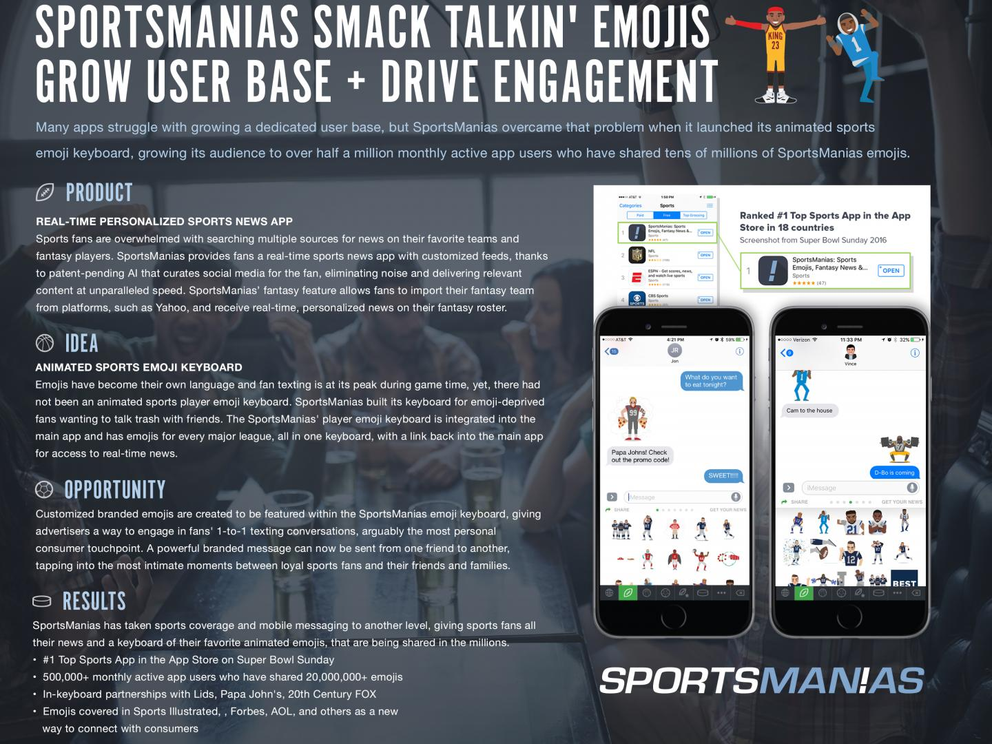 Smack Talkin' Sports News App  Thumbnail