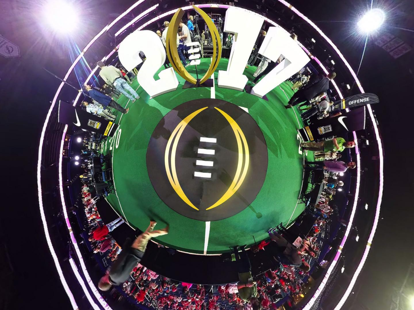 College Football Playoff National Championship Thumbnail