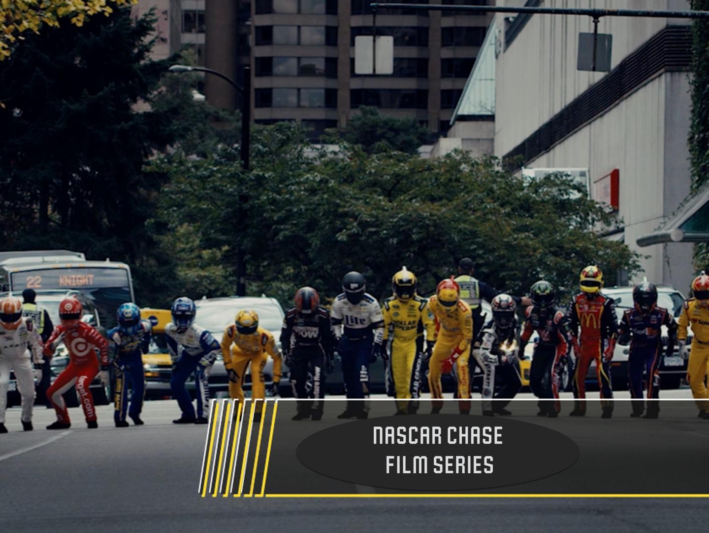 2016 NASCAR Chase Digital Film Series  Thumbnail