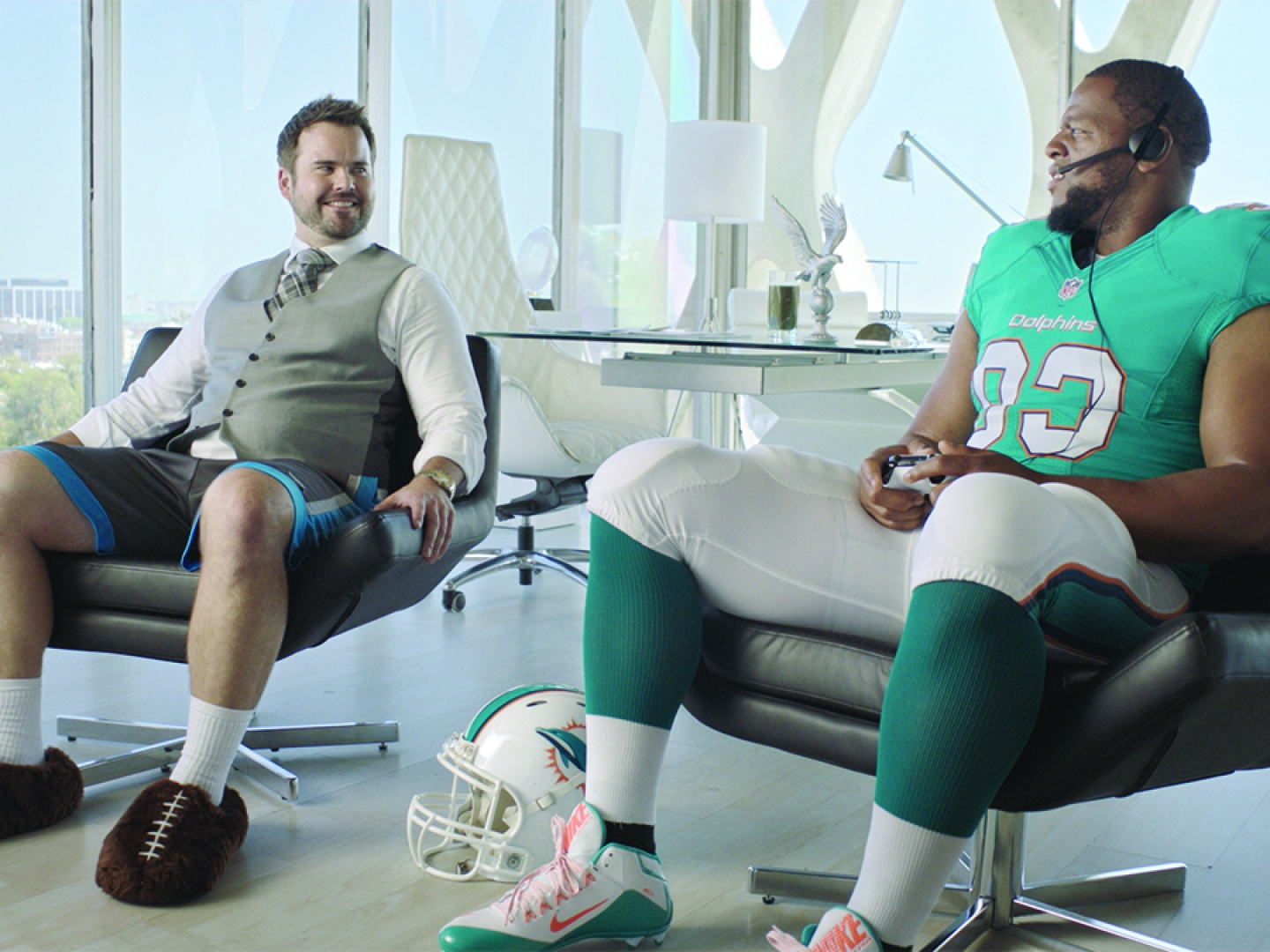 NFL on Xbox: Making Friends with Ndamukong Suh Thumbnail