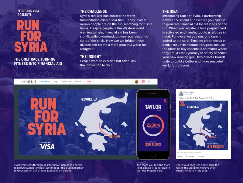 Run For Syria Thumbnail