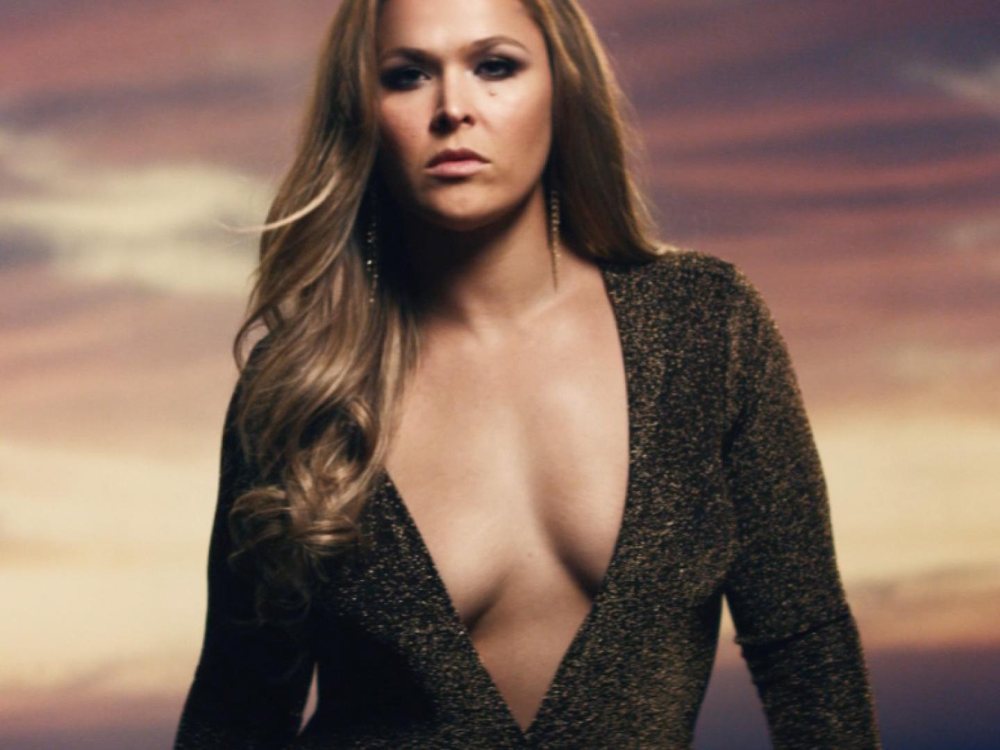 Perfect Never with Ronda Rousey Thumbnail