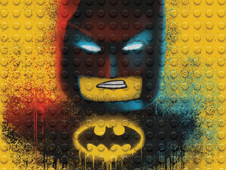Image for The LEGO Batman Movie - Graffiti Wild Postings | Batman