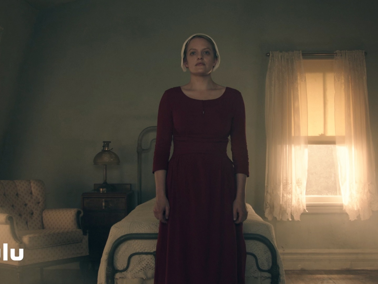 Image for The Handmaid's Tale Suiting Up