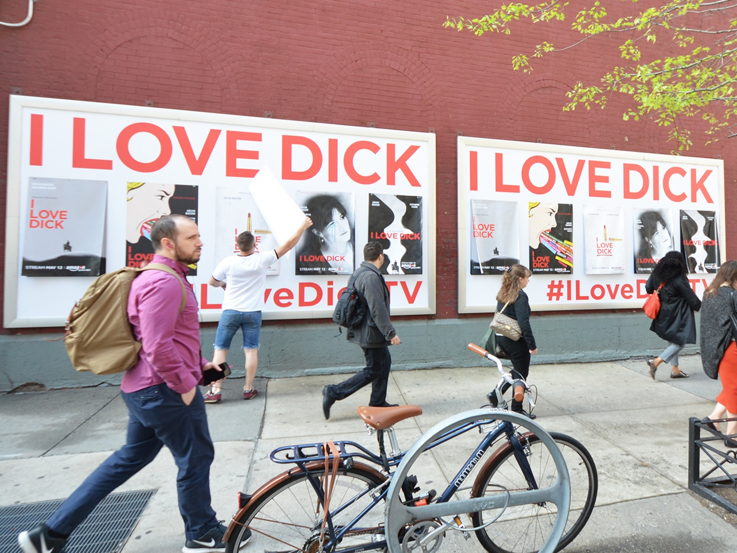 I Love Dick: Out-of-Home Thumbnail