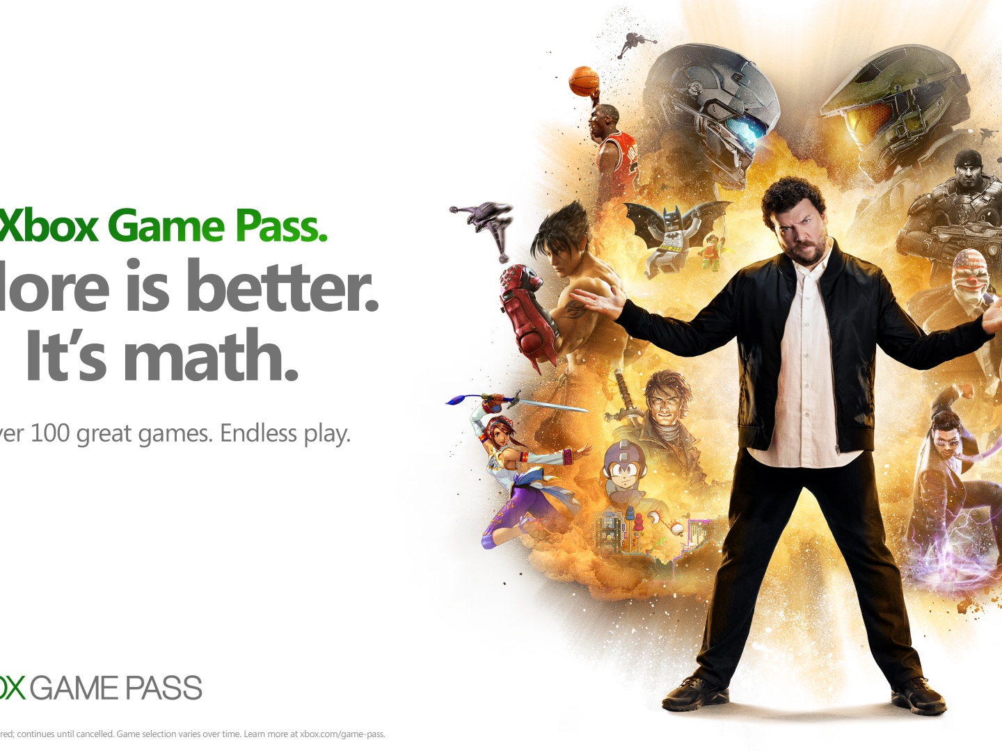 Xbox Game Pass Launch Campaign Thumbnail