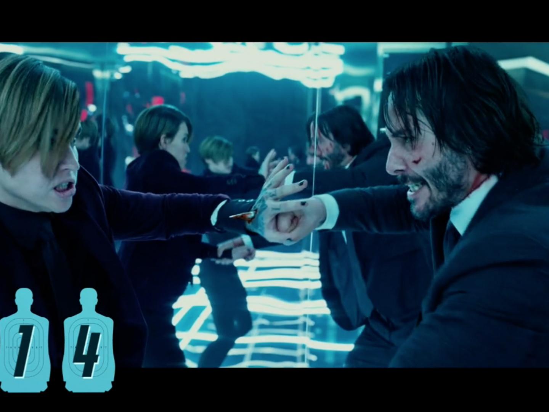 John Wick 2: Kill Count Thumbnail