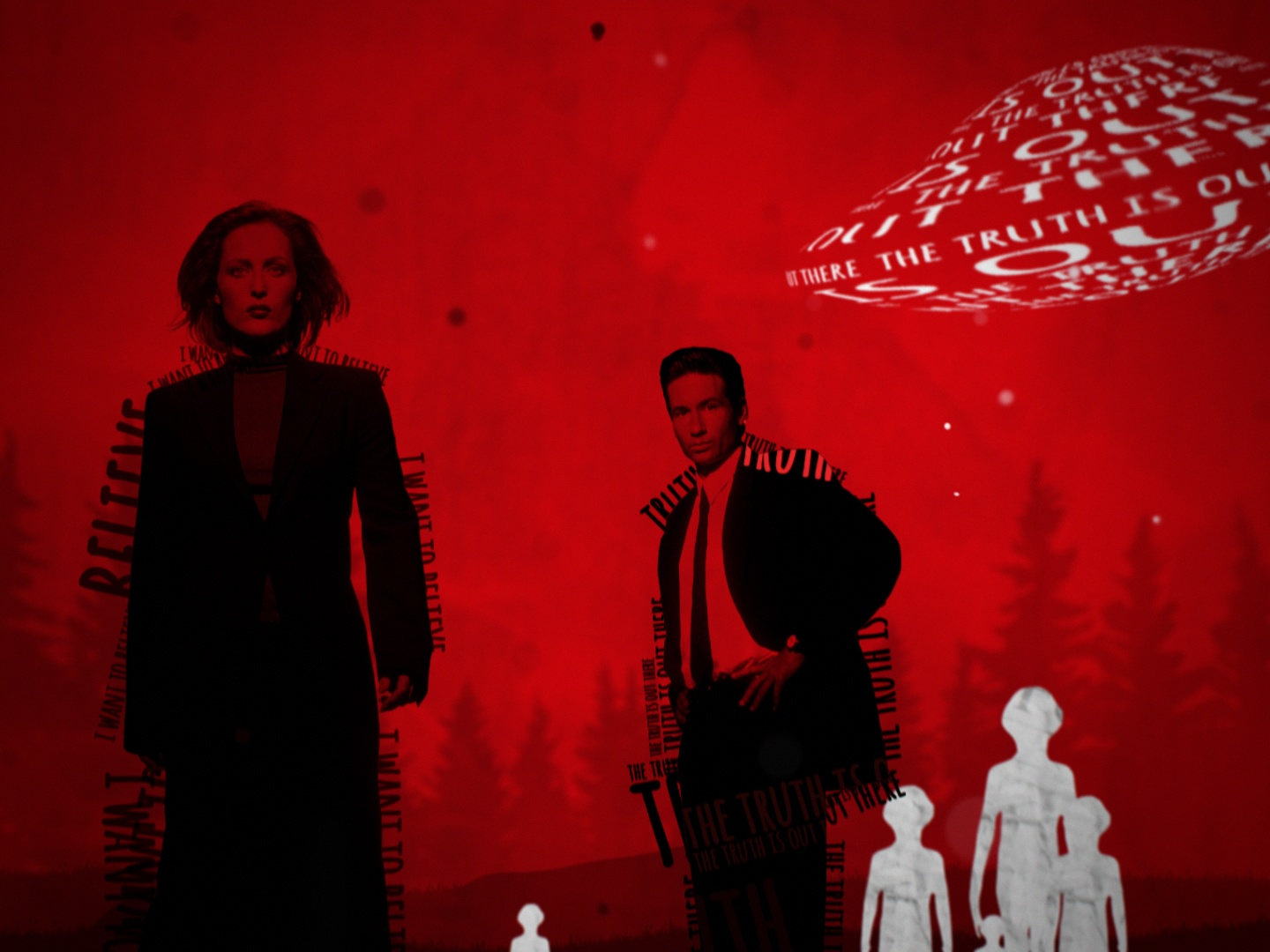 The X-Files Flying Saucer Tease Spot Thumbnail