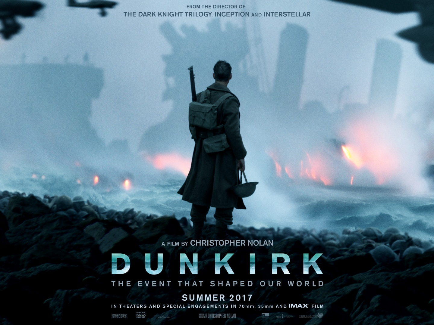 Dunkirk - Theatrical: Integrated Campaign Thumbnail