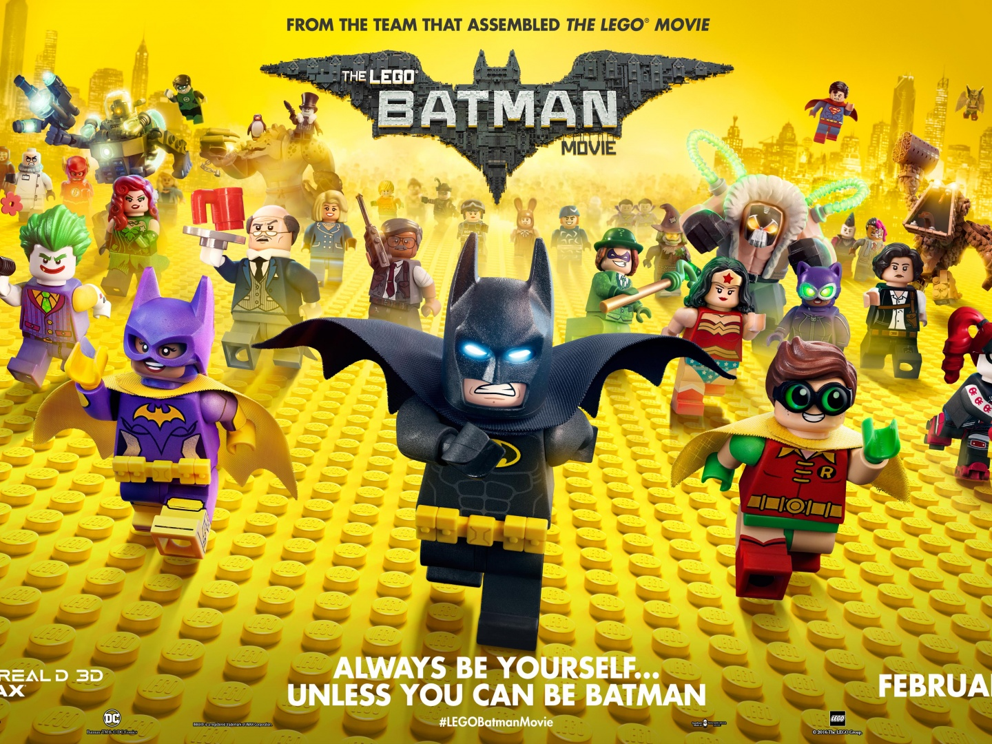 The Lego Batman Movie - Theatrical: Integrated Campaign Thumbnail