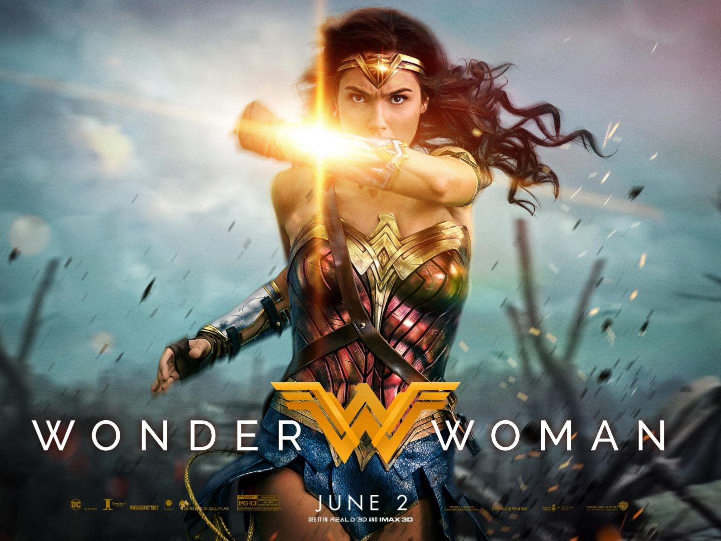 Wonder Woman - Theatrical: Integrated Campaign Thumbnail