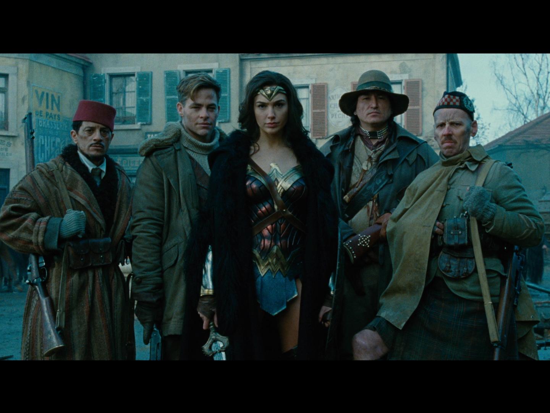 Wonder Woman Worldwide Broadcast Thumbnail