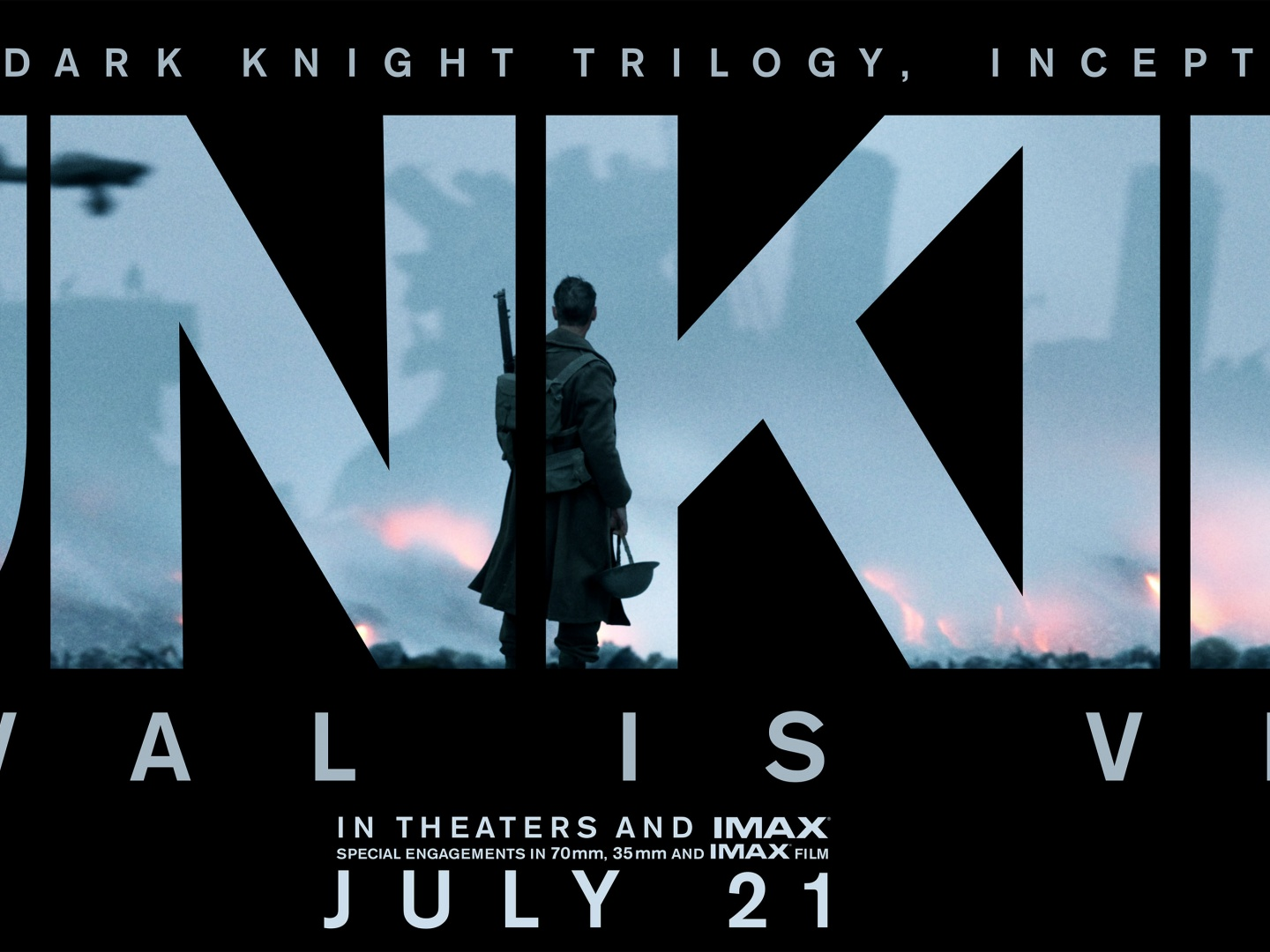 Image for DUNKIRK Billboard
