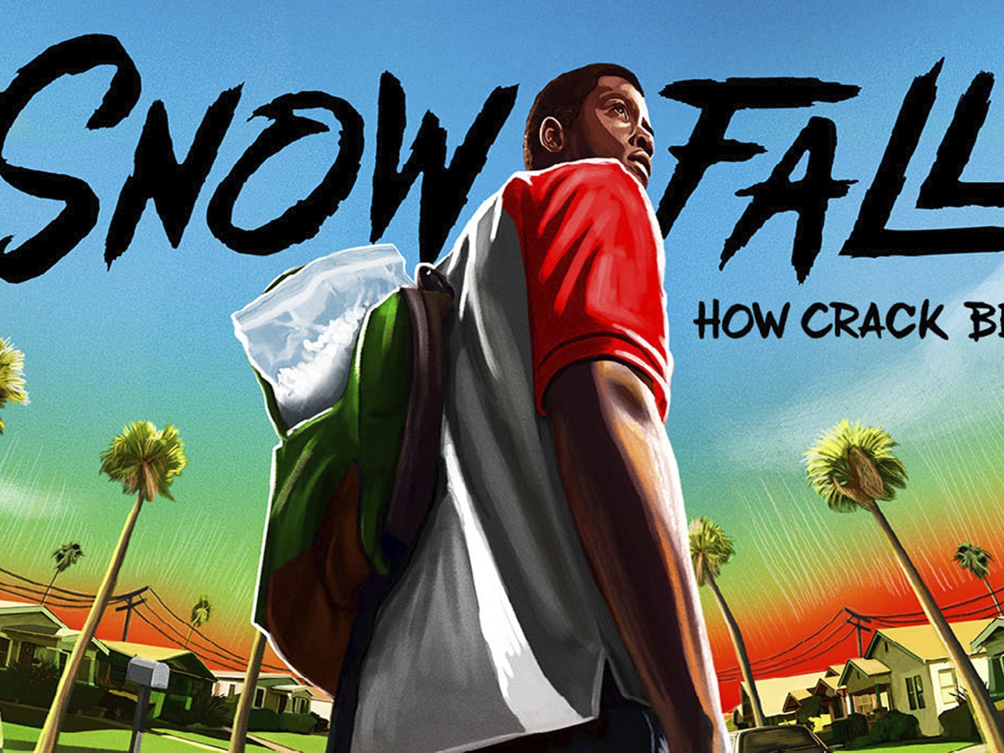 Snowfall billboard (Franklin) Thumbnail