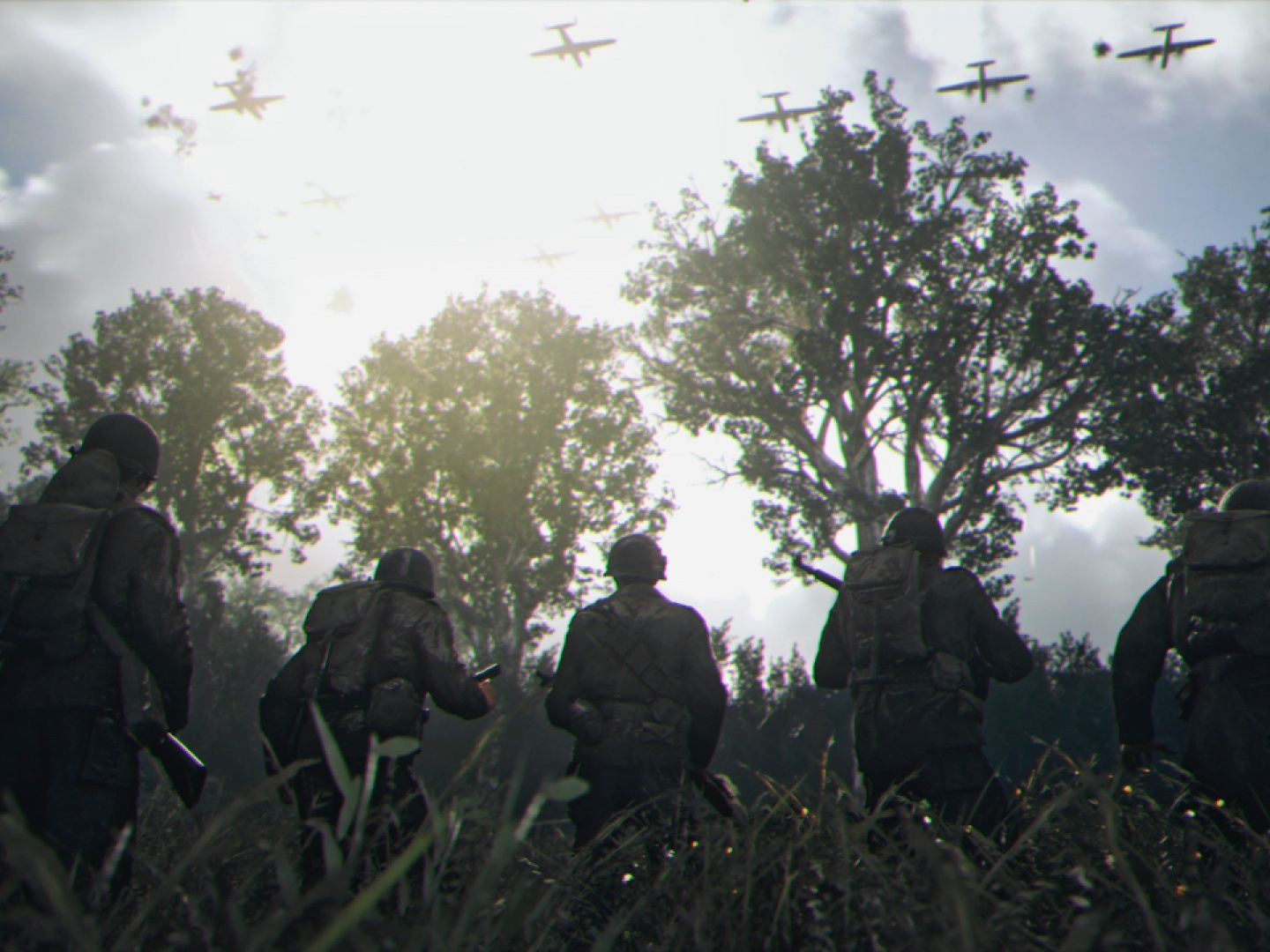 Call of Duty: WWII Announce Trailer Thumbnail