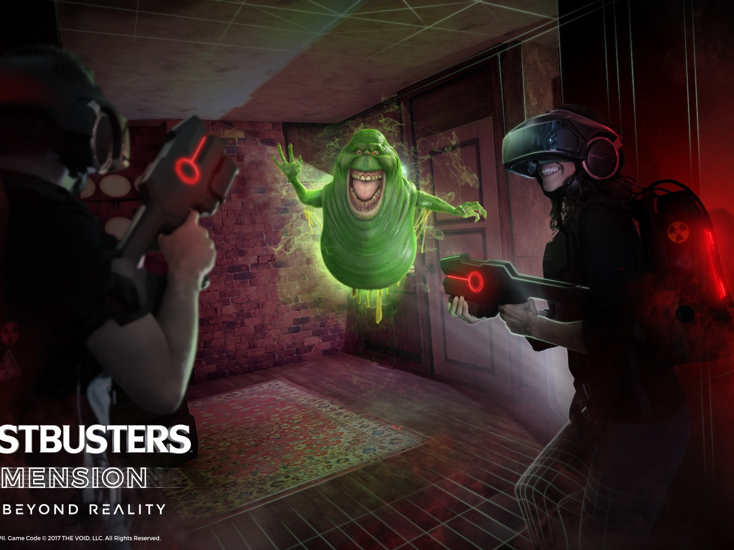 Step Beyond Reality with THE VOID's Ghostbusters: Dimension Thumbnail