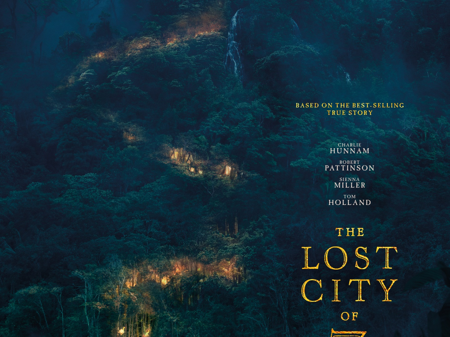 Lost City of Z One-Sheet Thumbnail