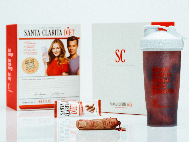 Santa Clarita Diet Thumbnail
