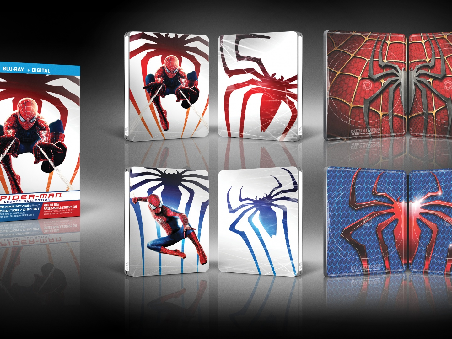 Spider-Man Legacy Collection Thumbnail