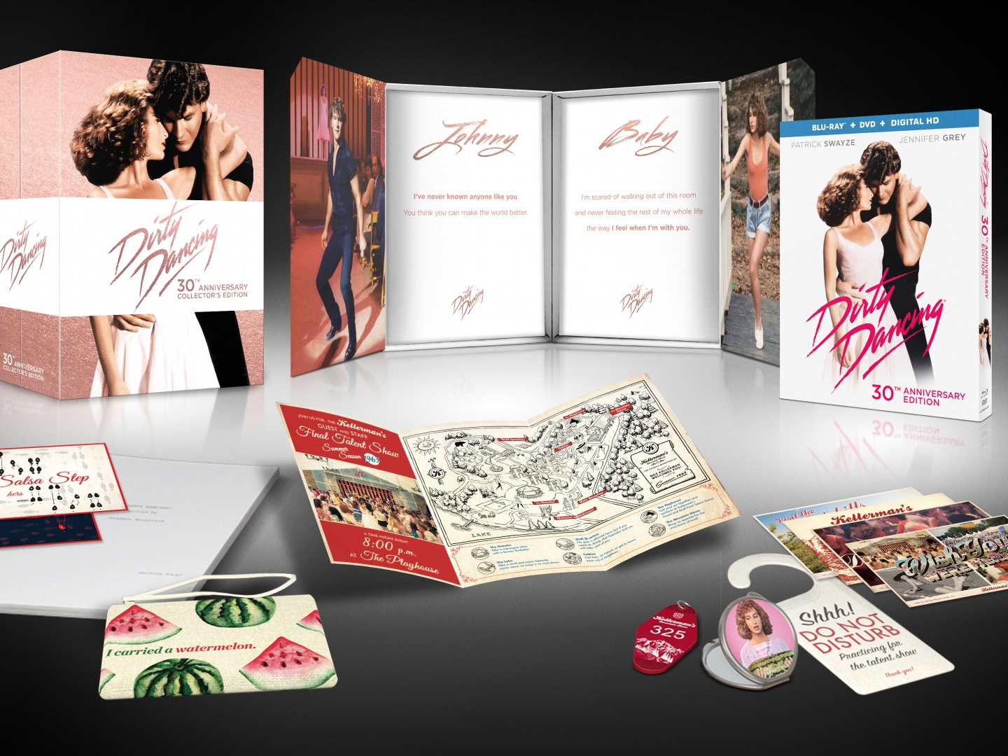 Dirty Dancing 30th Anniversary Collector's Edition Thumbnail