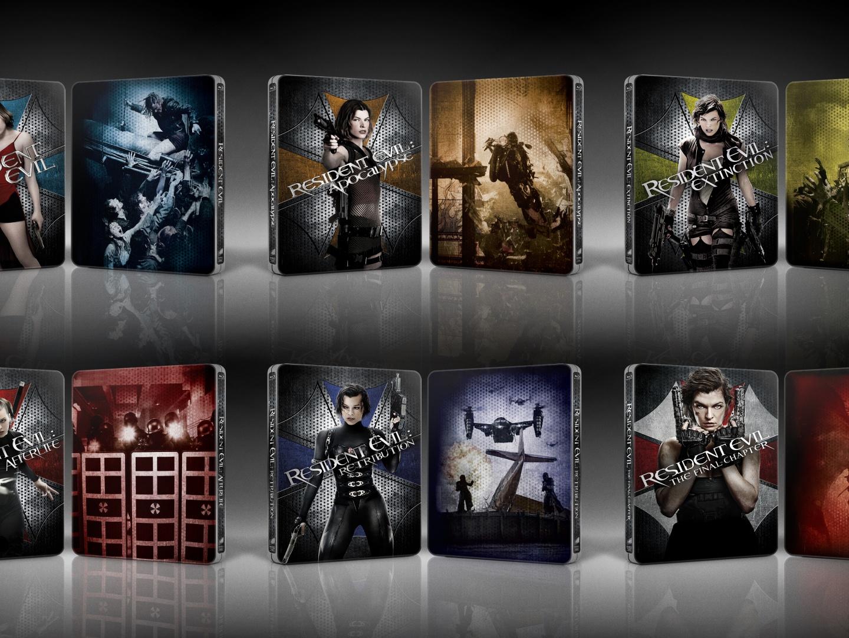 Resident Evil Steelbook Series Thumbnail